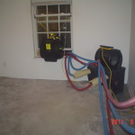 water removal in charleston