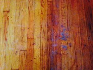 bad hardwood